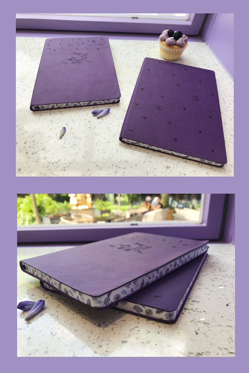 PU Leather Cover Journal