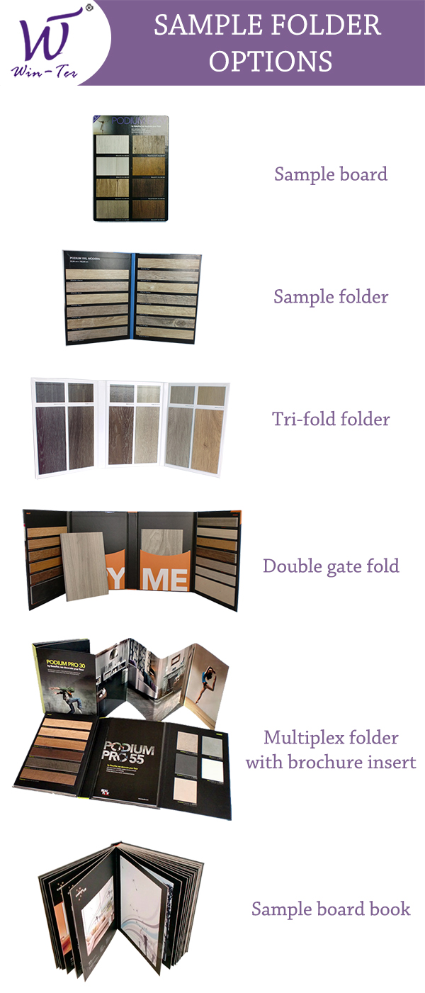 Custom folder printing by Win-Ter