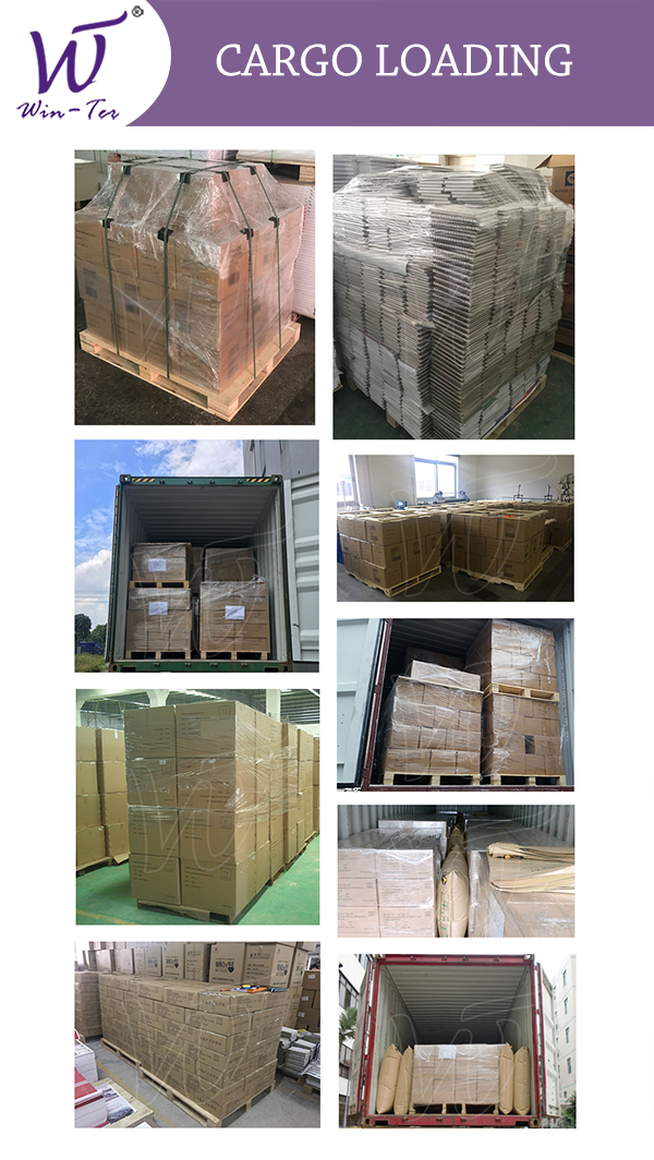 Win-Ter's Cargo loading and packaging service