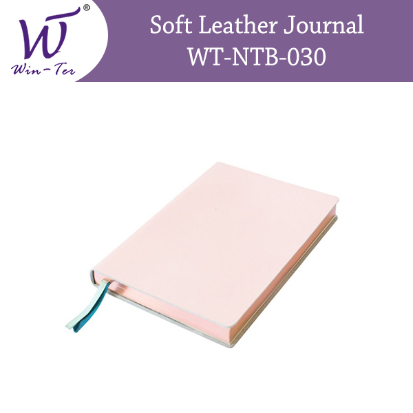 Leather Bound Agenda Notebook