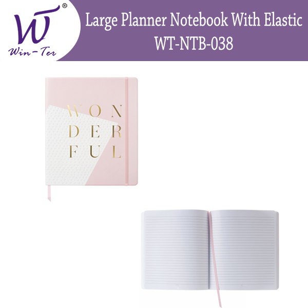 Large Planner Notebook Wholesale Printing