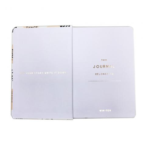 A5 Hardcover Journal notebook