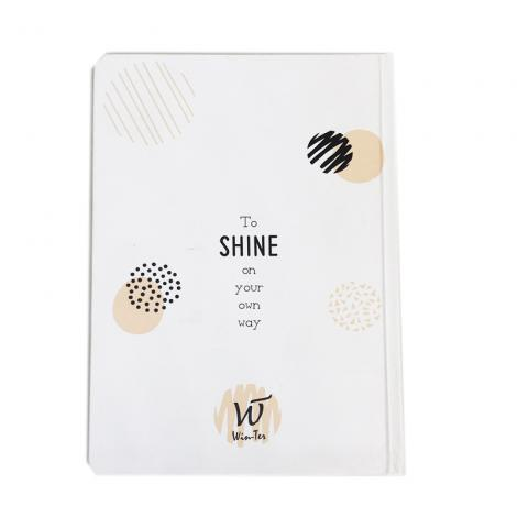 Hardcover Notebook With New Design