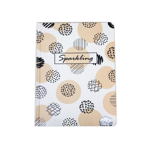 Hardcover Notebook With New Design -Win-Ter Printing