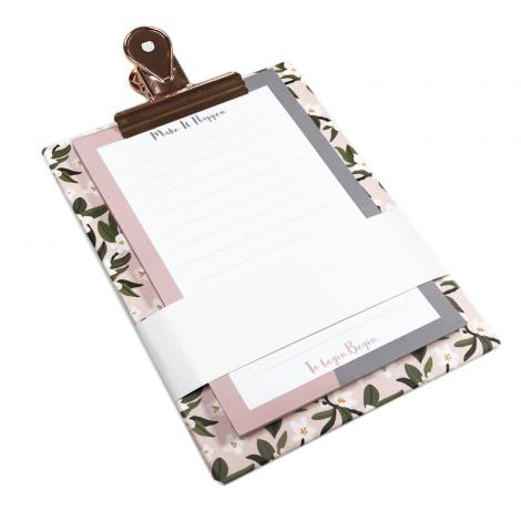 Notepad With Clipboard