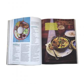flexi bound cooking book