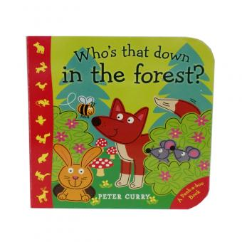 Children board book