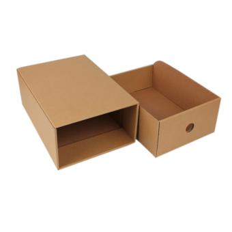 kraft paper drawer box