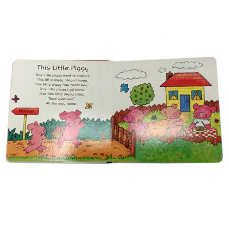 story board book printing