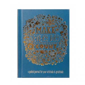 Hardcover journal book