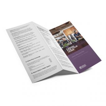 Business brochure printing -Win-Ter Printing