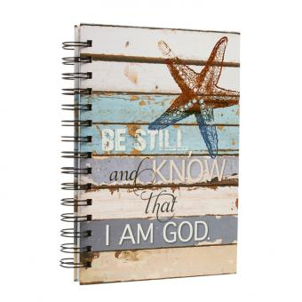 Hardcover journal notebook