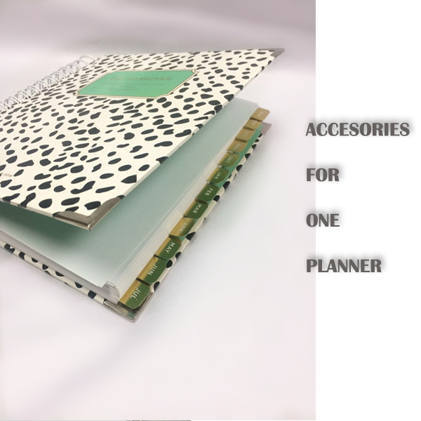 What is the Accesories for A Planner
