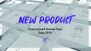 Customized christmas gift box in July by Win-Ter